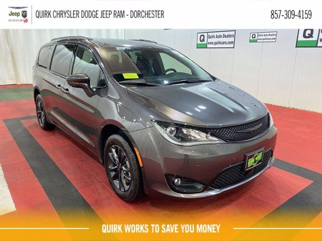 2020 Chrysler Pacifica Launch Edition AWD Boston MA
