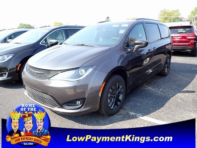 2020 Chrysler Pacifica AWD LAUNCH EDITION Monroe MI