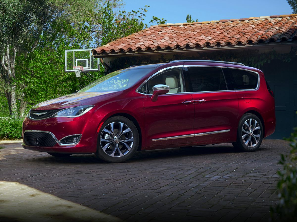 2020 Chrysler Pacifica AWD LAUNCH EDITION Stoughton WI