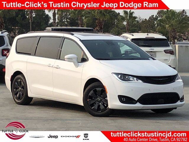 2020 Chrysler Pacifica Hybrid Limited Tustin CA