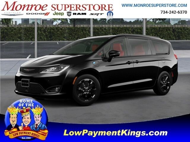 2020 Chrysler Pacifica Hybrid RED S EDITION Monroe MI