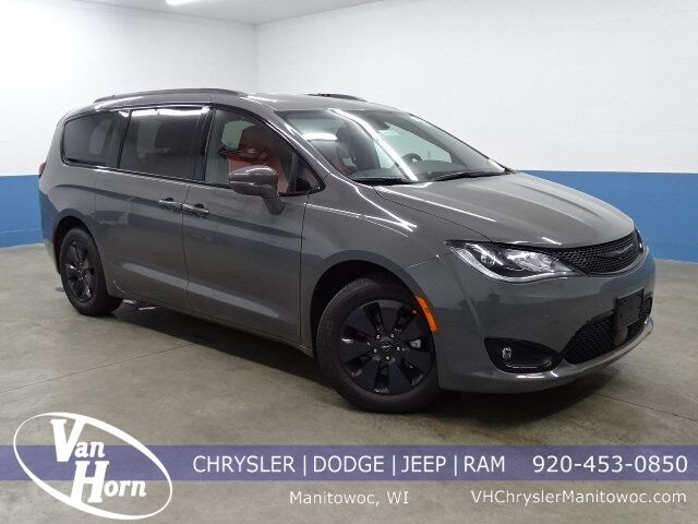 2020 Chrysler Pacifica Hybrid RED S EDITION Manitowoc WI