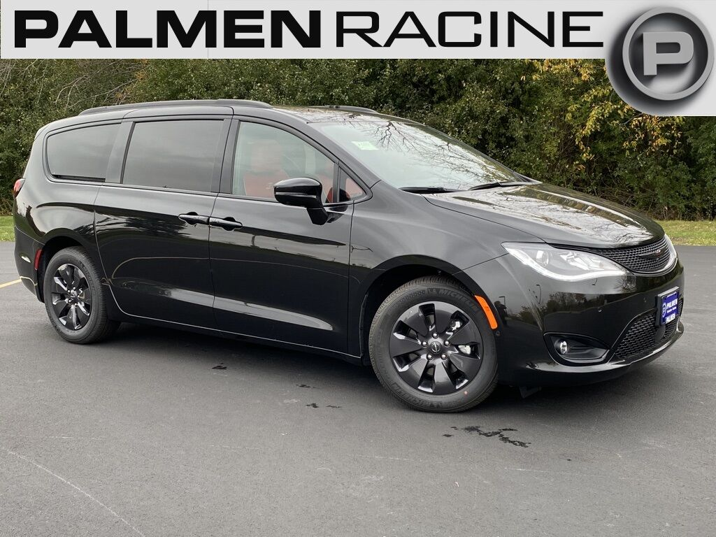 2020 Chrysler Pacifica Hybrid RED S EDITION