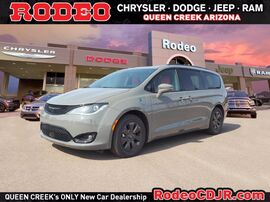 2020_Chrysler_Pacifica_Hybrid Red-S_ Phoenix AZ