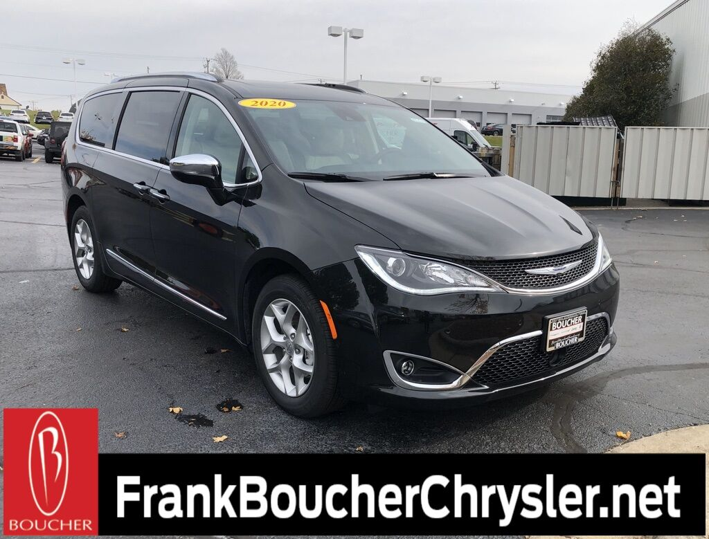 2020 Chrysler Pacifica LIMITED Janesville WI