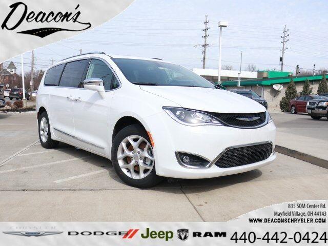 2020 Chrysler Pacifica LIMITED Mayfield Village OH