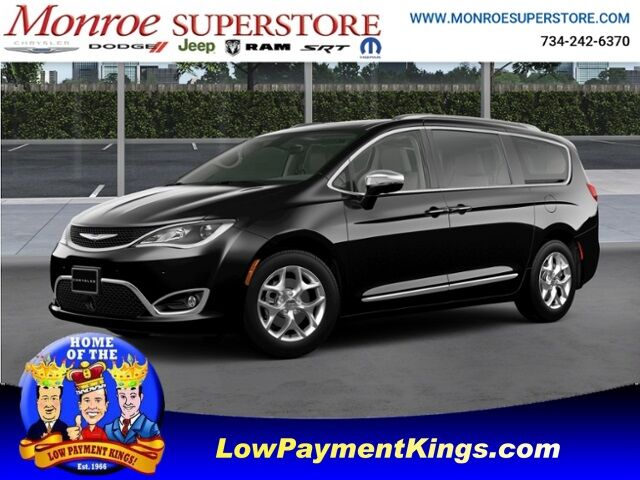 2020 Chrysler Pacifica LIMITED Monroe MI