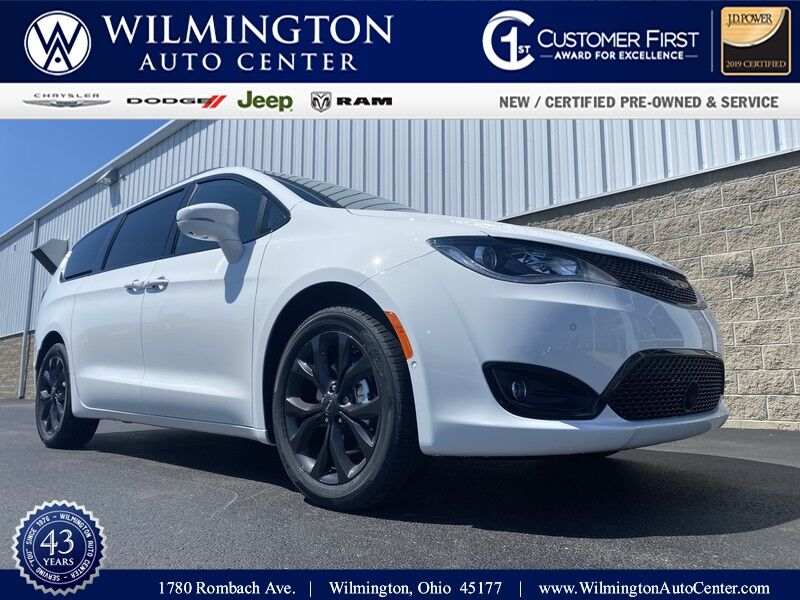 2020 Chrysler Pacifica LIMITED Wilmington OH