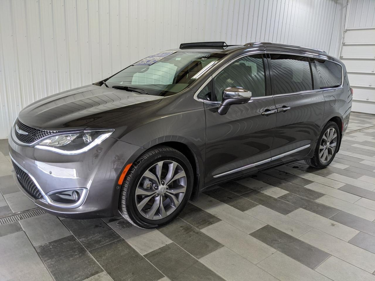 2020 Chrysler Pacifica Limited 35th Anniversary Duncansville PA