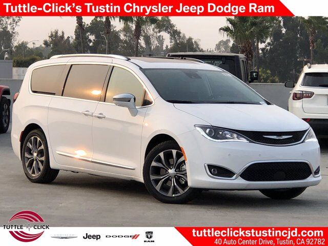 2020 Chrysler Pacifica Limited Tustin CA