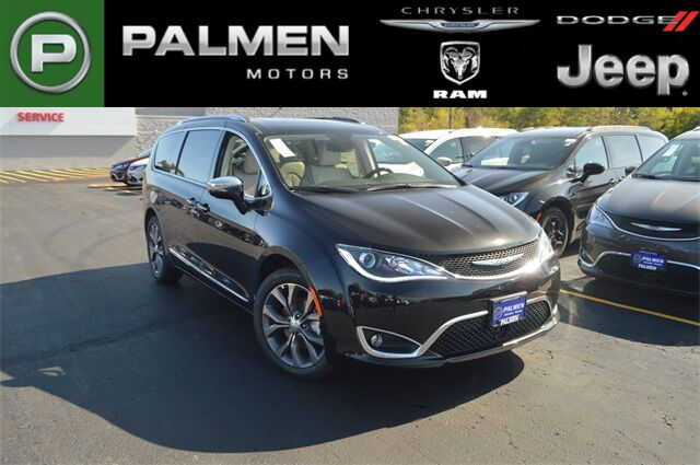 2020 Chrysler Pacifica Limited Racine WI