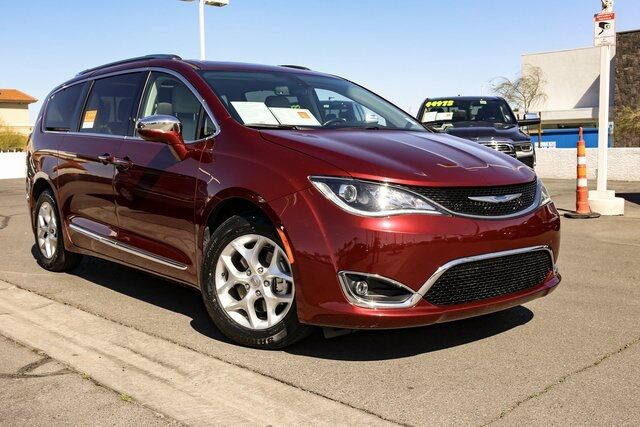 2020 Chrysler Pacifica Limited Las Vegas NV