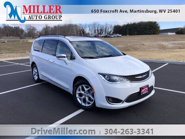 2020 Chrysler Pacifica Limited Martinsburg WV
