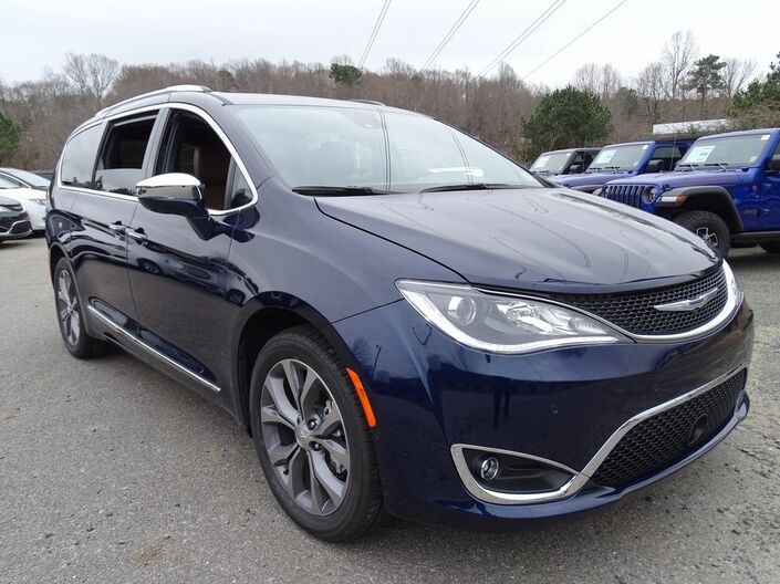 2020 Chrysler Pacifica Limited Raleigh NC