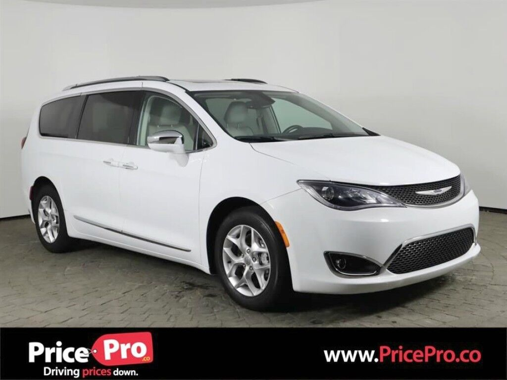2020 Chrysler Pacifica Limited w/Nav/Pano Roof/Stow n Go Maumee OH