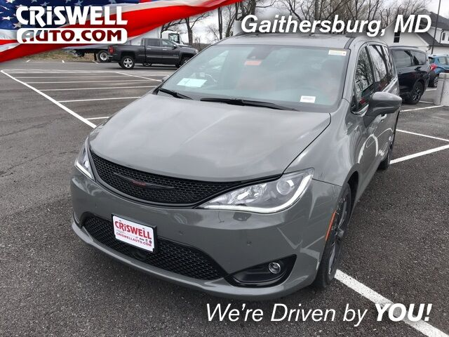 2020 Chrysler Pacifica RED S EDITION Gaithersburg MD