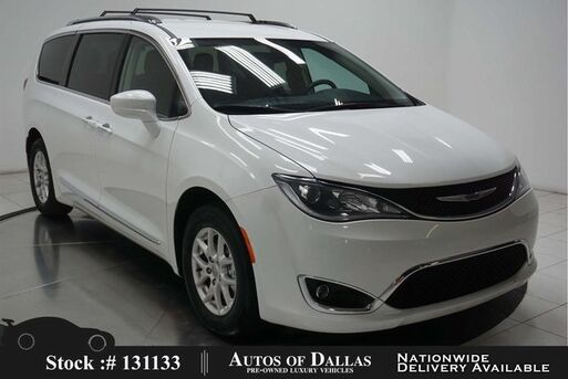 2020_Chrysler_Pacifica_Touring L CAM,HTD STS,PARK ASST,17IN WLS,3RD ROW_ Plano TX