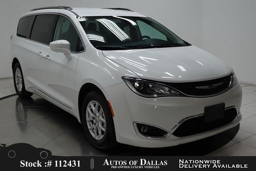 2020_Chrysler_Pacifica_Touring L CAM,HTD STS,PARK ASST,3RD ROW STS_ Plano TX