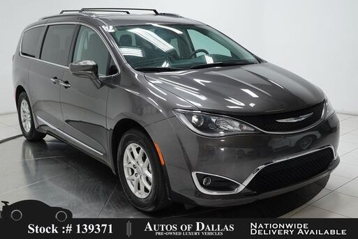 2020_Chrysler_Pacifica_Touring L CAM,HTD STS,PARK ASST,BLIND SPOT,3RD ROW_ Plano TX