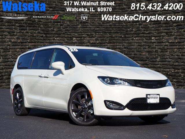 2020 Chrysler Pacifica Touring L Dwight IL