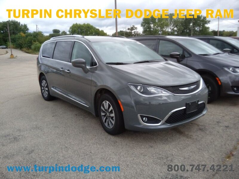 2020 Chrysler Pacifica Touring L Plus Dubuque IA
