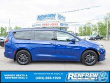 2020_Chrysler_Pacifica_Touring-L Plus, Rear DVD, Nav, Remote Start, Heated Leather, Pwr_ Calgary AB