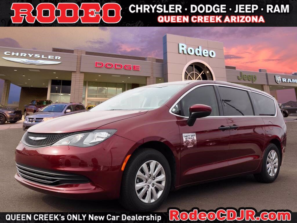 2020 Chrysler Voyager L Queen Creek AZ