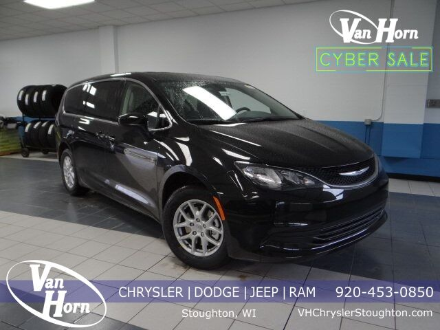 2020 Chrysler Voyager LX Stoughton WI