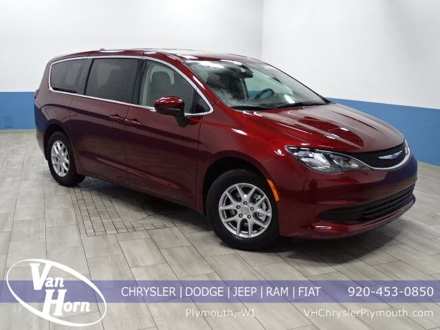 2020 Chrysler Voyager LX Plymouth WI