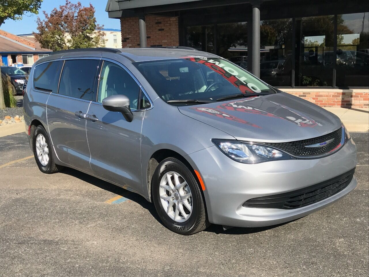 2020 Chrysler Voyager LXi 4dr Mini Van Chesterfield MI