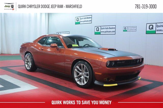 2020 Dodge Challenger R/T 50TH ANNIVERSARY Marshfield MA