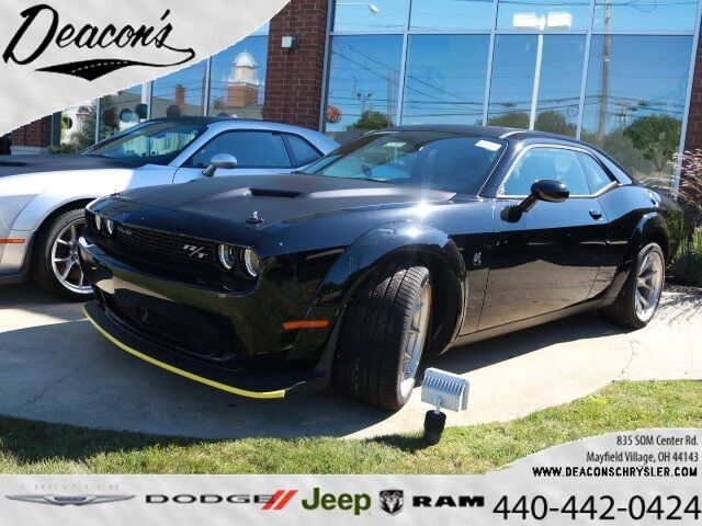 2020 Dodge Challenger R/T SCAT PACK WIDEBODY 50TH ANNIVERSARY Mayfield Village OH