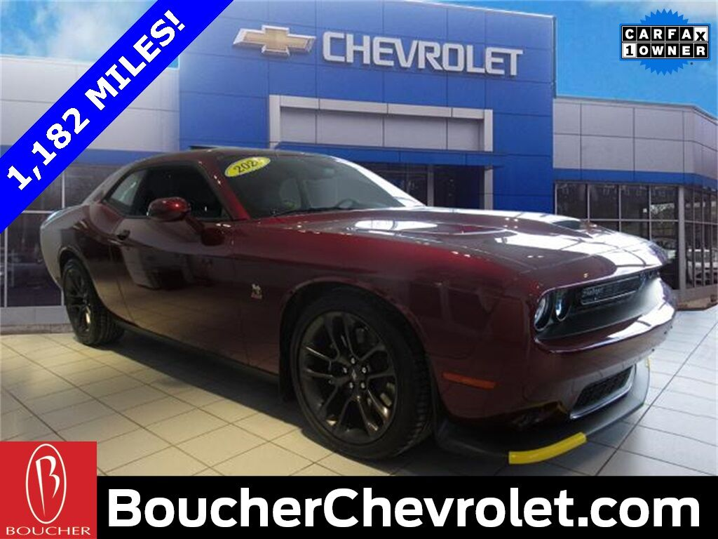 2020 Dodge Challenger R/T Scat Pack Waukesha  WI
