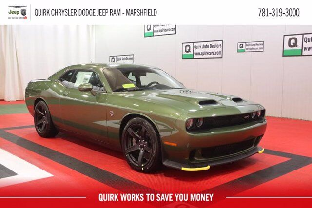 2020 Dodge Challenger SRT HELLCAT Marshfield MA