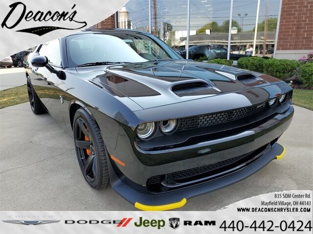 2020 Dodge Challenger SRT HELLCAT Mayfield Village OH