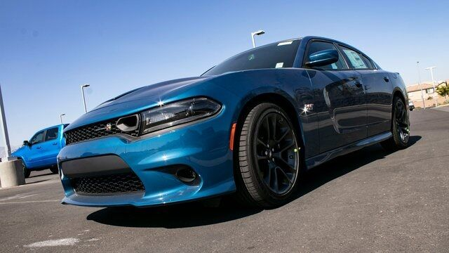 2020 Dodge Charger R/T Scat Pack Las Vegas NV