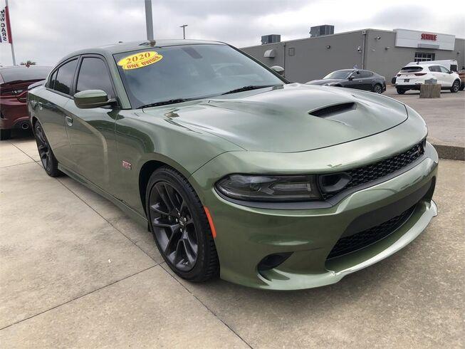 2020 Dodge Charger SCAT PACK Evansville IN