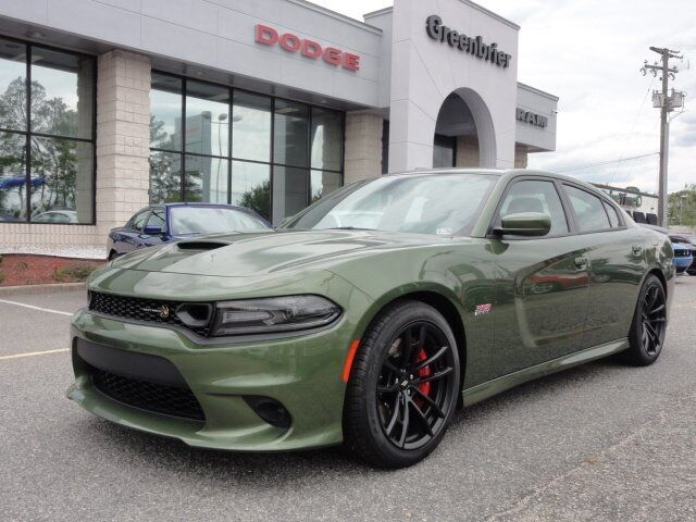 2020 Dodge Charger SCAT PACK RWD Chesapeake VA