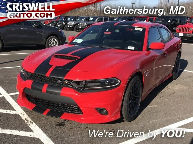 2020 Dodge Charger SCAT PACK RWD Gaithersburg MD