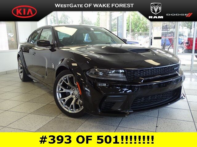 2020 Dodge Charger SRT Hellcat Raleigh NC