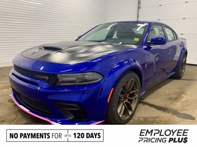 2020 Dodge Charger SRT Hellcat WIDEBODY 6.2L SUPERCHARGED HEMI