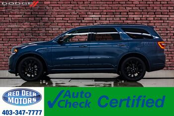 2020_Dodge_Durango_AWD R/T Leather Roof Nav_ Red Deer AB
