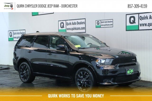 2020 Dodge Durango GT AWD Boston MA