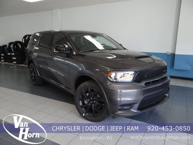 2020 Dodge Durango GT PLUS AWD Stoughton WI