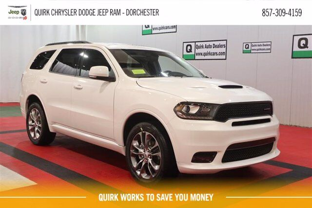 2020 Dodge Durango GT PLUS AWD Boston MA