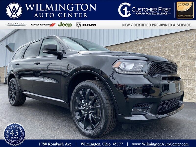 2020 Dodge Durango GT PLUS AWD Wilmington OH