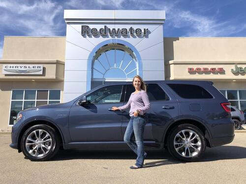 2020_Dodge_Durango_R/T - $25,000 Hail Discount_ Redwater AB