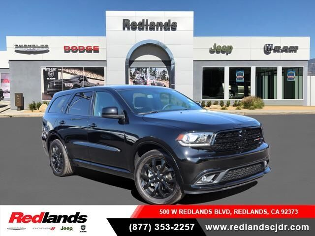 2020 Dodge Durango SXT Plus Redlands CA