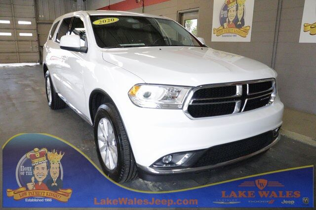 2020 Dodge Durango SXT Winter Haven FL