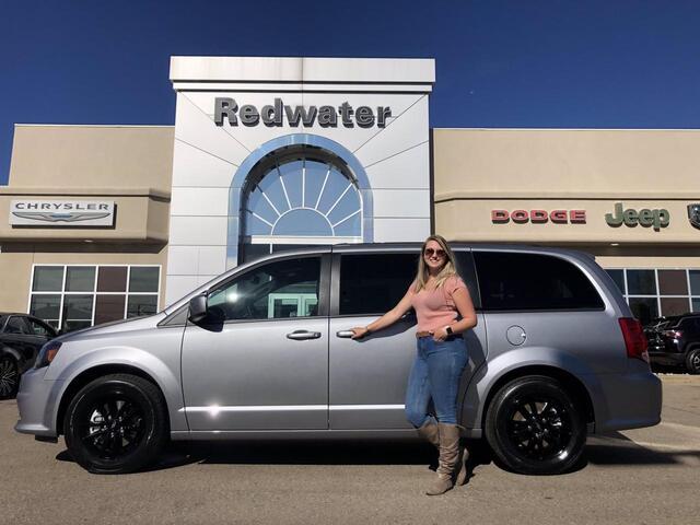 2020 Dodge Grand Caravan GT Redwater AB